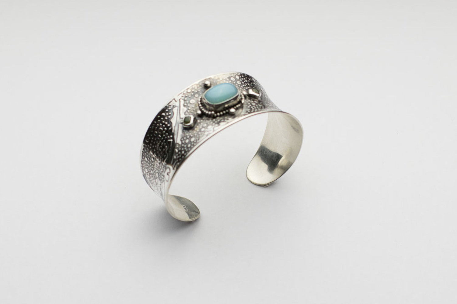 Dewdrops in the Morning Cuff (SOLD)