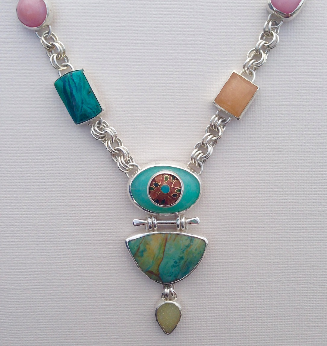Necklace (sold) Image