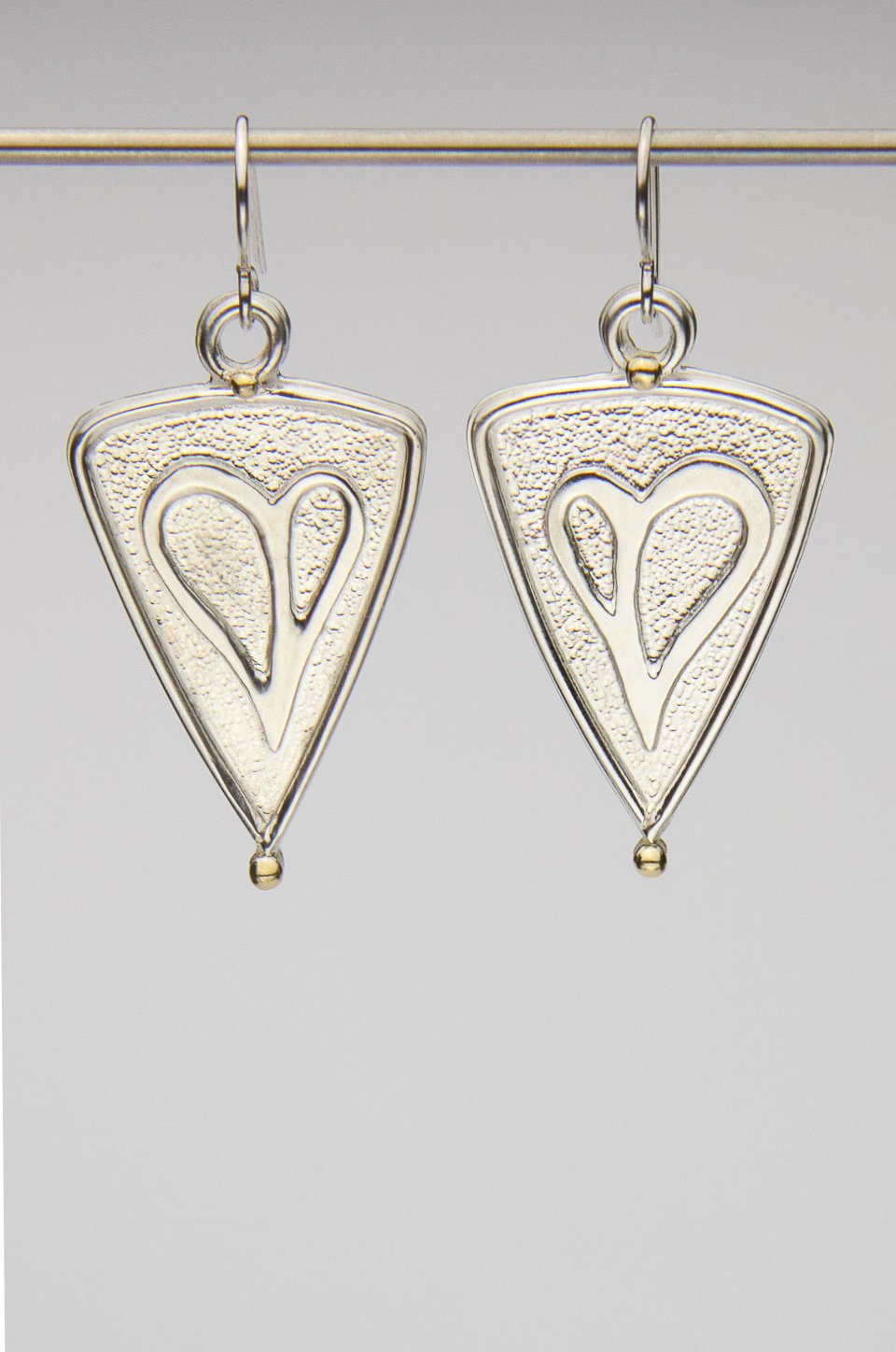 Silver Delight - sterling silver earrings Image