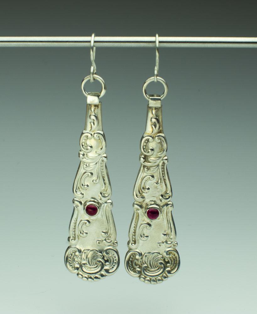 Victorian Inspired Earrings Image